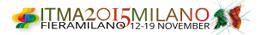 Simbolo fiera ITMA 2015